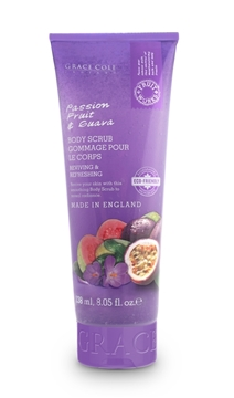 Bilde av Grace Cole Passion Fruit & Guava 238Ml Eco Body Scrub