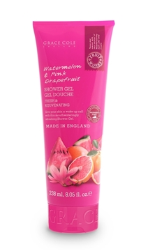 Bilde av Grace Cole Watermelon & Pink Grapefruit 238Ml Shower Gel