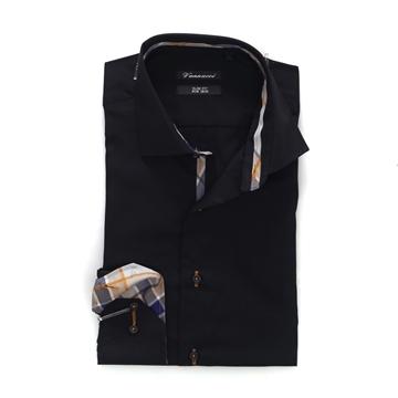 Bilde av Vannucci Shirt 684 Slim Fit