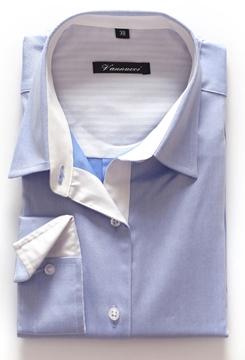 Bilde av Vannucci Shirt 762 Slim Fit