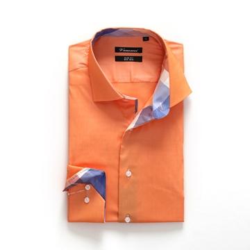 Bilde av Vannucci Shirt 765 Slim Fit