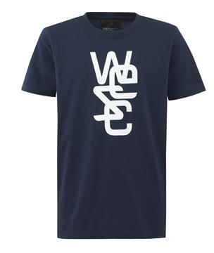 Bilde av Wesc Overlay T-shirt Jr