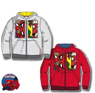 Bilde av Spider-Man Sweater W/Zip