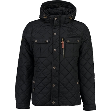 Bilde av Geographical Norway Bowling Hood Boy Jacket