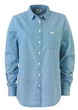 Bilde av Lee One Pocket Shirt Delft Blue