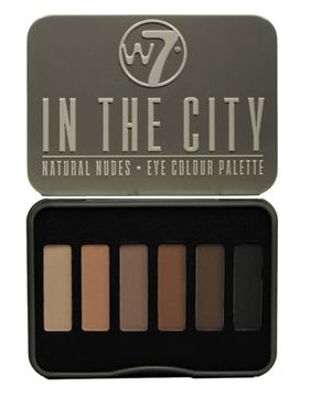 Bilde av W7 In The City Eye Shadow Palette