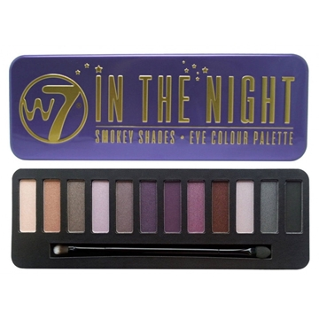 Bilde av W7 In The Night Smokey Shades