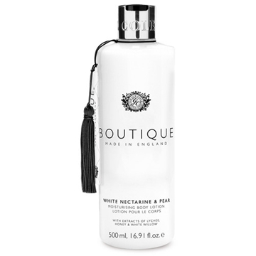 Bilde av Boutique Body Lotion White Nectarine & Pear 500ml