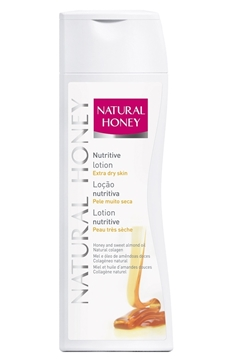 Bilde av Natural Honey Body Lotion Extra Dry Skin 400ml