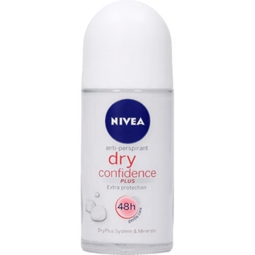 Bilde av Nivea Rollon Dry Confidence Woman 50ml