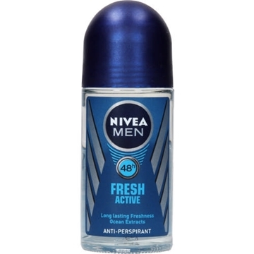 Bilde av Nivea Rollon Fresh Active Men 50ml