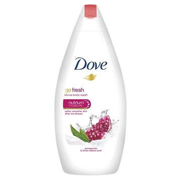 Bilde av Dove Shower Gel Revive Pomegranate 500ml
