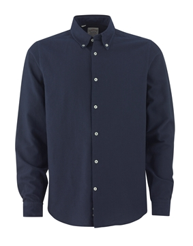 Bilde av Lacrosse Washed Oxford Shirt - Modern Fit