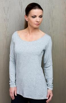 Bilde av Aura Sweater W/Long Back
