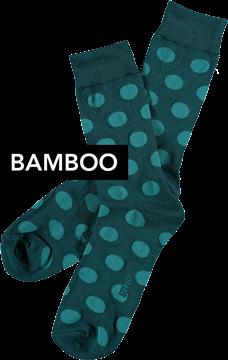Bilde av MenS Sock Bamboo Bullseye