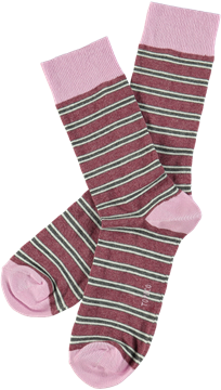 Bilde av Mens Sock Leifi Stripe