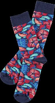 Bilde av Mens Socks Hibiscus