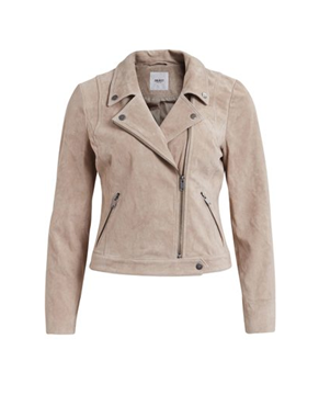 Bilde av Object Alicia Suede Jacket 89