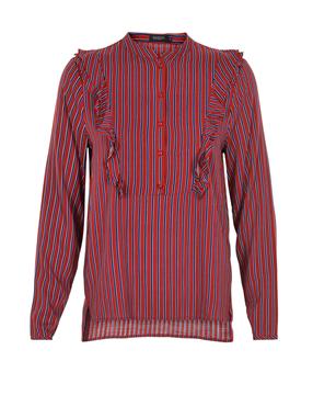 Bilde av Soaked In Luxury Solvej Striped Top