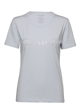 Bilde av Claire Basic T-Shirt With Logo
