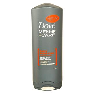 Bilde av Dove Daily Purifying Men 250 ml Body & Shower Gel