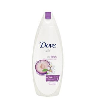 Bilde av Dove Body Wash Rebalance Plum & Sakura 250ml